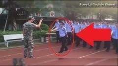 Funny  - Tentara Cina Tidak Bisa Baris Berbaris, LUCU NGAKAK  !!!