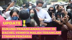 Dukung Penanganan Covid-19, Rachel Vennya Malah Terancam 1 Tahun Penjara