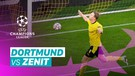 Mini Match - Dortmund vs Zenit I UEFA Champions League 2020/2021