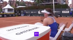 Match Highlights | Tamara Zidansek 2 vs 0 Viktoriya Tomova | WTA Bogota Open 2021