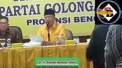 Ini Dia.... Nama-Nama Calon Unsur Pimpinan DPRD Kabupaten/Kota dan Provinsi Dari PG