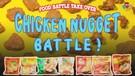 FOOD BATTLE TAKEOVER CHICKEN NUGGET! REVIEW 7 MERK CHICKEN NUGGET! #dirumahaja