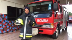 Woman Of The Hour: What It's Like To Be A Firefighter