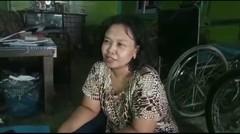 Bikin Sedih! Ingin Bisa Jalan dan Sekolah, Anak Disabilitas Blora Ini Kirim Pesan Untuk Ganjar Pranowo