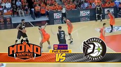 Full Games Mono Vampire VS Formosa Dreamers (Playoff Quarter Final Game 2) ABL 2018-2019