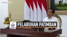Jokowi Minta Pembangunan Pelabuhan Patimban Dipercepat