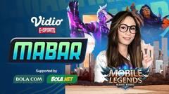 Main Bareng Mobile Legends - Vania Delicia - 04 Februari 2021