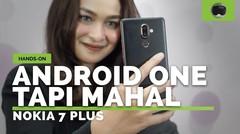 Hands-on Nokia 7 Plus Indonesia