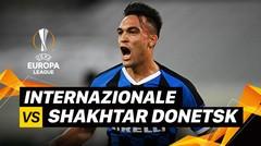 Mini Match - Inter Milan vs Shakhtar Donetsk I UEFA Europa League 2019/20