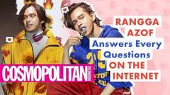 Rangga Azof Menjawab Semua Pertanyaan di Internet