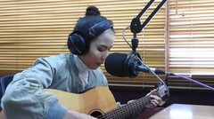 Nadya Fatira on Music Box - Jauh (Cokelat Cover)