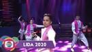 """Romantis!! Irwan DA-Ridwan LIDA-Randa LIDA-Jirayut DA Beri """"Sekuntum Mawar Merah"""" Sebagai Tanda Cinta [LIDA 2020]"""
