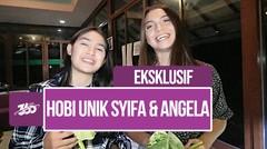 Eksklusif! Dunia Cut Syifa dan Angela Gilsha di Balik Layar Samudra Cinta