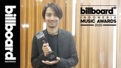 Interview Fiersa Besari di Billboard Indonesia Music Awards 2020 - #BIMA2020