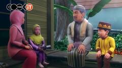 LORONG WAKTU ANIMASI | Episode 17 - Menghafal Al-Qur'an