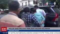 Pencuri Kotak Amal Di Masjid Ditangkap Polisi