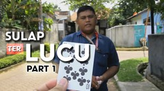 Video Lucu - Sulap Gagal Terlucu! ft. AlipManise HAHAHAHA  (Part 1)
