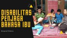 Difalitera, Kelompok Disabilitas yang Menjaga Bahasa Ibu