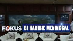 Napak Tilas Ruang Kerja BJ Habibie di PTDI - Selamat Jalan BJ Habibie