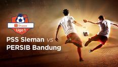 07 Dec 2019 | 18:15 WIB - PSS Sleman vs Persib Bandung - Shopee Liga 1