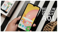 [Review] Samsung Galaxy A01, Smartphone Entry-Level Sejutaan