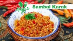 Sambal Karak