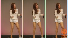 Goyang Kpop vs Indopop! Beda ngak? T-ARA - RolyPoly // Fancam