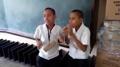 TWIN BOY FROM PHILIPPINES BEATBOX