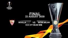 Sevilla vs Inter Milan Final I UEFA Europa League 2019/2020