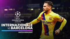 Full Highlight - Internazionale vs Barcelona I UEFA Champions League 2019/2020