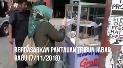 PATUT DIAPRESIASI !! NIAT BAIK WARGA INI UNTUK SESAMA !!
