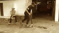 ngetezz scootter pooo