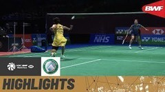 Match Highlight | Nozomi Okuhara (Jepang) 2 vs 0 Pornpawee Chochuwong (Thailand) | Yonex All England Open Badminton Championship 2021