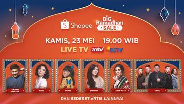 Live streaming - Shopee Big Sale Ramadhan
