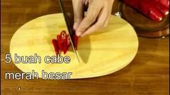 Cara Membuat Pecak Ikan Gurame Khas Sunda