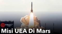 UEA Masuk Jajaran Elite Penjelajah Mars