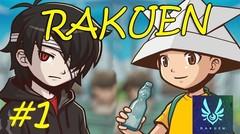 Game pixel penuh misteri #Rakuen