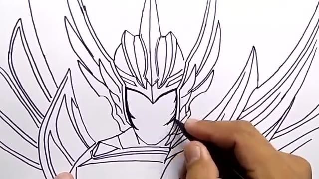 25 Inspirasi Keren Sketsa Cara Menggambar Hero Mobile Legends Tea And Lead