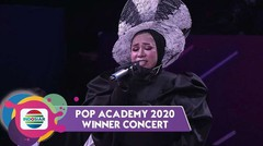 "Omg! ""Cinta Tiada Tapi"" Versi Melly Goeslaw | Pop Academy 2020"