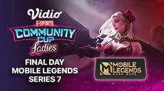 Mobile Legends Series 7 - FINAL DAY