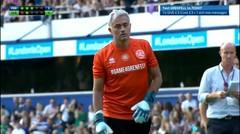 Momen Jose Mourinho Cetak Gol Dan Jadi Kiper Saat Adu Pinalti