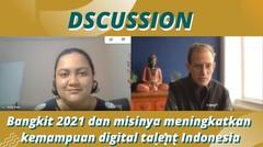 Bangkit 2021 dan misinya meningkatkan kemampuan digital talent Indonesia