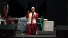CERAMAH LUCU KH. JAFAR SHODIQ Desa Gujeg - Cirebon FULL VIDEO