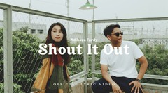 Adikara Fardy - Shout It Out - Official Lyric Video