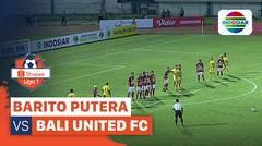 Mini Match - Barito Putera 1 vs 2 Bali United   Shopee Liga 1 2020