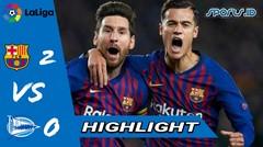 Alaves vs Barcelona 0-2 |Highlight & Goals (24/04/2019)