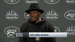 Coin Flip Controversy: Brandon Marshall's Reaction to Coin Toss | Patriots vs. Jets | NFL