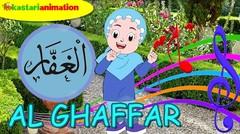AL GHAFFAR | Lagu Asmaul Husna Seri 2 Bersama Diva | Kastari Animation