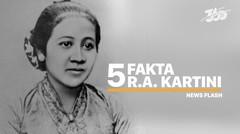 5 Fakta Raden Ajeng Kartini, Sang Pelopor Kebangkitan Perempuan