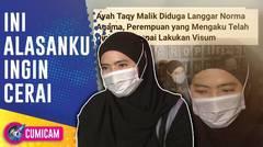 Tuntut Penceraian Pasca 2 Bulan Menikah, Istri Ayah Taqy Malik Ungkap Alasannya -  Cumicam
